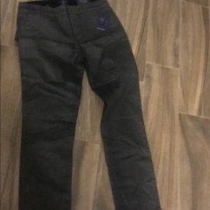 Nydj leggings 12L shimmery black